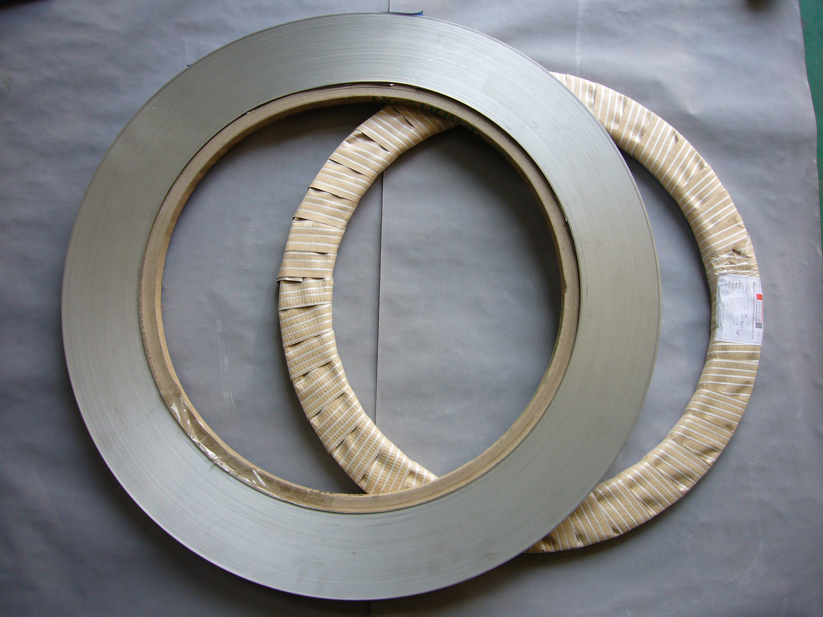 Accifilo Stainless Steel Strip