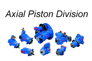 Axial piston pump and motor